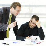 新人や部下を叱る時に注意するべき事とは?