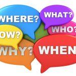 会話を盛り上げるための質問のスキル
